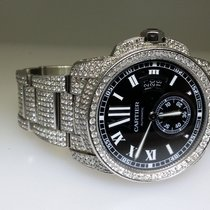 Cartier Calibre De Cartier Diamonds