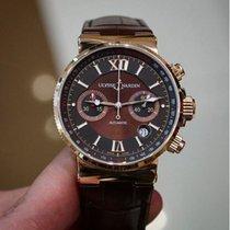 Ulysse Nardin Maxi Marine Chrongraph 356-66-3/355 Watch
