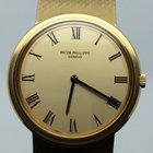 Patek Philippe CALATRAVA AUTOMATIC FULL 18K GOLD PERFECT...