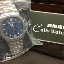 Patek Philippe Cally - Discontinued 7118/1A-001 Steel Nautilus...