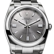 Rolex Oyster Perpetual Steel Dial
