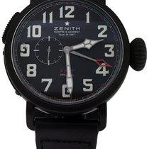 ゼニス (Zenith) Zenith Pilot Montre D'Aéronef Type 20 · Red...