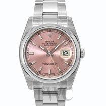 ロレックス (Rolex) Datejust Pink/Steel Ø36 mm - 116200