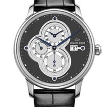 Jaquet-Droz Magestic Beijing The Time Zones