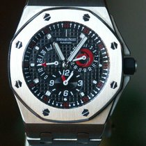 Audemars Piguet Royal Oak Alinghi Dual Time LTD of 1000 pcs.
