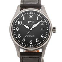 IWC Fliegeruhr Mark XVIII 40 Automatic Date