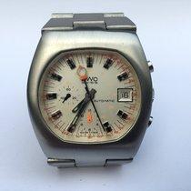 BWC-Swiss Automatic Chronograph Lemania 5100