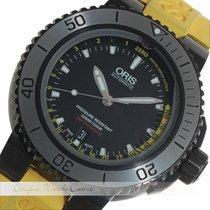 Oris Aquis Depth Gauge Stahl 0173376754754