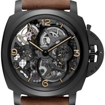 Panerai PAM 528 Lo Scienziato - Luminor 1950 Tourbillon GMT...