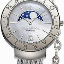 Charriol St Tropez Moonphase ST35CS.560.001