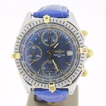 Breitling Chronomat Steel BlueDial Chrono (BOX2003) 39mm