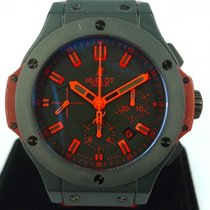 "Hublot Big Bang ""All Black Red"" Ref 301.CI.1130.GR.ABR..."