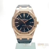 Audemars Piguet Royal Oak Jumbo 18 kt Rotgold 15400OR.OO.D002C...