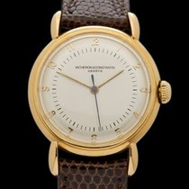 Vacheron Constantin Vintage 18k Yellow Gold Ladies - W2317