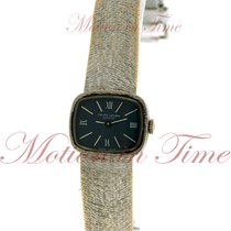 Favre-Leuba Ladies Vintage, Grey/Blue Dial - White Gold on...