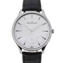 Jaeger-LeCoultre Master Ultra Thin Silver Dial