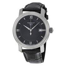 Tissot Men's T0974101605800 T-Classic Bridgeport Watch