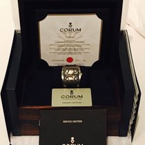 Corum Ti Bridge Titanium 121/393 Limited Edition Fullset Garantie