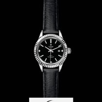 Tudor Style 28mm Black Dial  12110 nero T