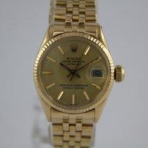 Rolex Datejust  6917 18k Gold #A3151 1A Zustand