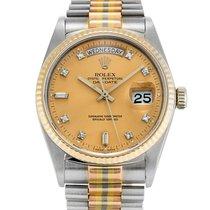 Ρολεξ (Rolex) Watch Day-Date 18039B