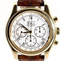 Ζενίθ (Zenith) EL Primero – men's wristwatch.