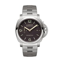 Panerai Luminor Marina 1950 3 Days Automatic Titanium Pam352 -...