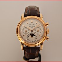 Patek Philippe Cronografo Calendario Perpetuo 3970E Oro Rosa 18kt