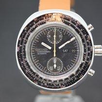 Seiko Pilot Chronograph Slide Rule cal.6138-7000 Anno 1974