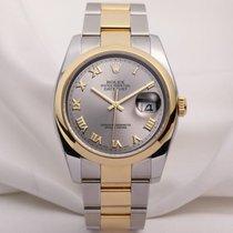 Rolex DateJust 116203 Steel & Gold
