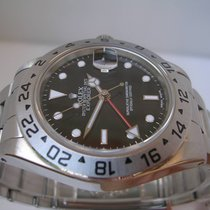 Rolex Explorer II 16570 YEAR 1989 With SERVICE