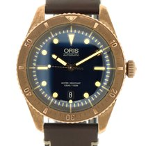Oris DIVERS CARL BRASHEAR Limited Edition