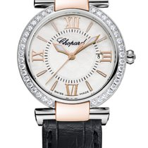 Chopard Imperiale 18K Rose Gold, Stainless Steel, Amethyst...