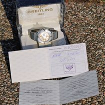 Breitling Limited Edition 1000 Pezzi Blue Impulse 1995...