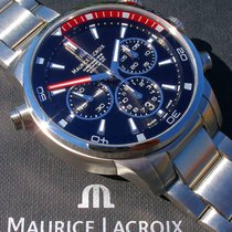 Maurice Lacroix Pontos S Chronograph Extreme