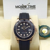 勞力士 (Rolex) 268655 18K Everose Gold Yacht-Master 37mm [NEW]