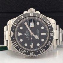 Rolex GMT Master Il Black Dial Ceramica Impecavel Completo