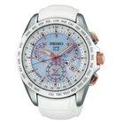 精工 (Seiko) Damenuhr Astron GPS Dual Time SSE063J1