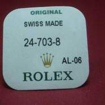 Rolex Krone 24-703-8 in Gold wird durch 24-704-8 ersetzt