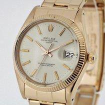Rolex Date Vintage Ref. 1503 solid 18K Rose Gold 1973 Excellent