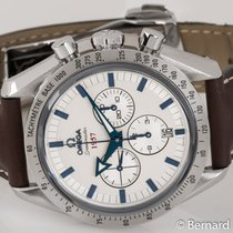 Omega - Speedmaster Broad Arrow Co-Axial Chronograph :...