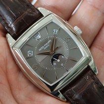 Patek Philippe Gondolo Annual Calendar 18k White Gold 5135g-01...