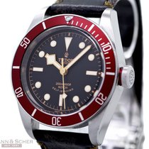 Tudor Heritage Black Bay Ref-79220R Stainless Steel Box Papers...