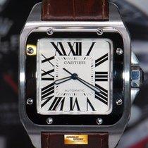 까르띠에 (Cartier) Santos 100 Xl Ss Men's Automatic (mint)