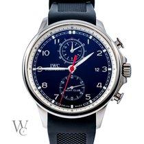 IWC Portuguese Yacht Club Chronograph Ref. IW390210