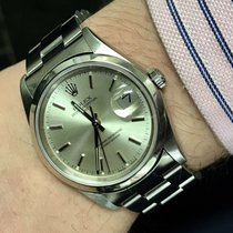 Rolex OYSTER PERPETUAL DATE 15200 AUTOMATIC GENTS WATCH YEAR 2004