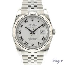Rolex Datejust 36 Fluted / Jubilee