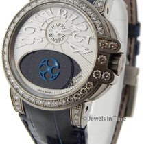 Harry Winston Lady Z Zalium & Diamonds 400-UAMP36Z
