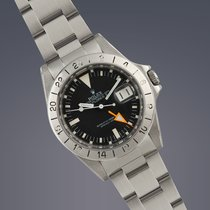 Rolex Explorer II 1655 'Steve McQueen' Orange Hand...