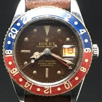Rolex GMT-Master 6542 Bakelite Tropical Dial